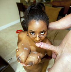 Alia Starr gets white dick and big..