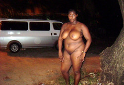 More naked black women, who is a..